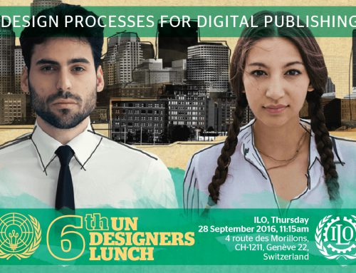 6th UN Designers Lunch – 28 September 2016