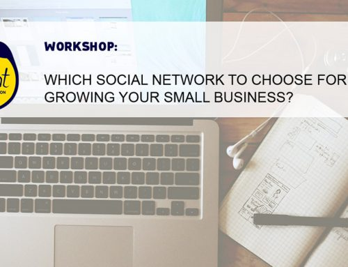"Workshop in Lausanne on Wednesday, 1 March: ""Social media for small business"""