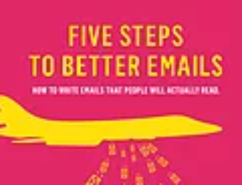 New guide: five steps to better email