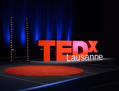 TEDx Lausanne – Monday 7 May 2018
