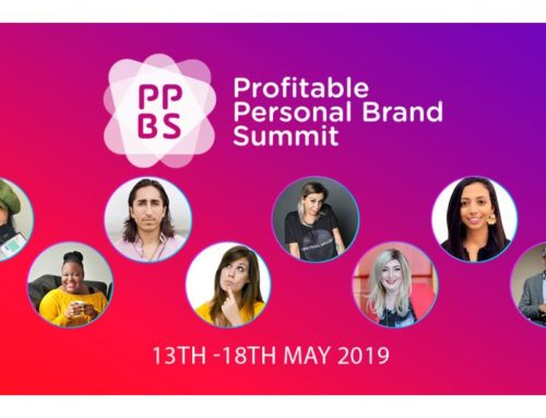 Personal Brand Summit – Get your FREE pass