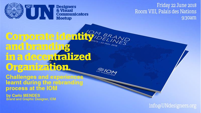 Next UN Designers meet-up – 22 June 2018