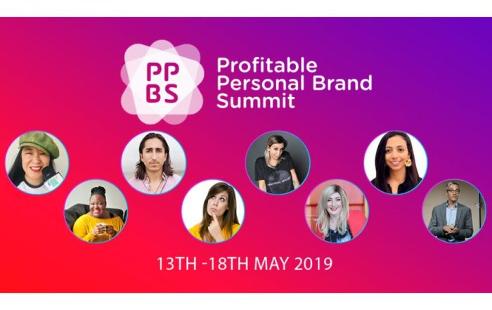 Get your free ticket for the Personal Brand SummitGet your free ticket for the Personal Brand Summit