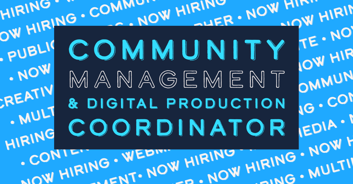 U.S. Mission in Geneva – Community Management and Digital Production Coordinator